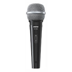 Microfone Multifuncional Shure SV100 Dinâmico Cardióide