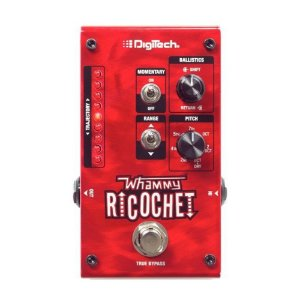 Pedal De Efeitos Para Guitarra Digitech Whammy Ricochet Pitch Shift