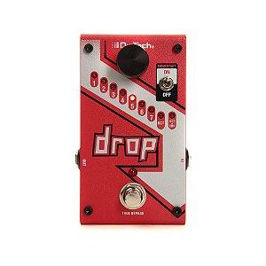 Pedal De Efeitos Para Guitarra Digitech The Drop Tune Pitch Shifter