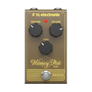 Pedal para Guitarra TC Electronic Honey Pot Fuzz