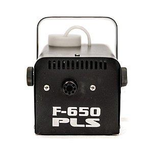 Máquina de Fumaça PLS F-650 com controle remoto 127V