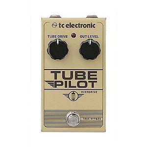 Pedal Analógico de Efeito para Guitarra TC Electronic Tube Pilot Overdrive Valvulado