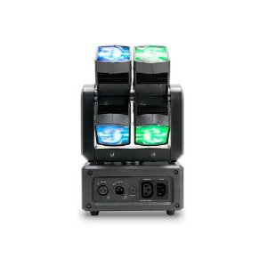 Moving Head PLS Eight Square LED DMX RGBW 80W Bivolt