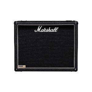Caixa Angulada para Guitarra Marshall 1936-E Gabinete 2x12'' 150W