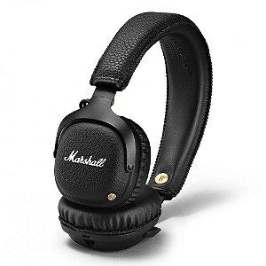 Fone de Ouvido Marshall Mid Black Bluetooth