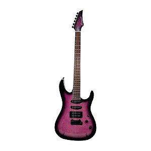 Guitarra Strato Custom Series Benson PACER STX com braço de Maple e captadores  H-S-S Alnico