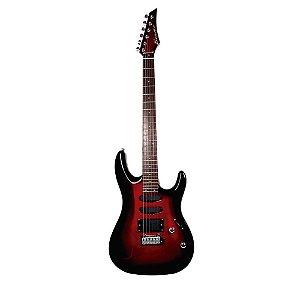 Guitarra Strato Custom Series Benson RAGE STX com braço de Maple e captadores H-S-S cerâmico