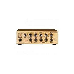 Mini Cabeçote para Contrabaixo Eden WTX264-B Amplificador 4 Ohms 260W 110V