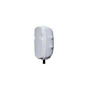 Capa elástica para Caixa acústica Gator GPA-STRETCH-10-W 10 E 12 (Branco) com Bolsa de Transporte