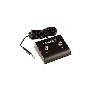 Pedal Footswitch Marshall PEDL-00029 para Chorus/Reverb