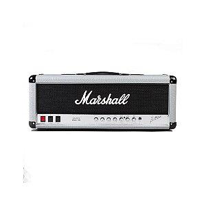 Amplificador para Guitarra Marshall 2525X Cabeçote Silver Jubilee 100W