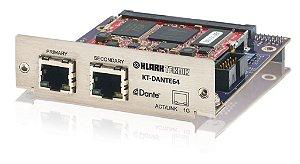 Módulo de Rede Midas KT-DANTE64 para DN9650 e DN9652