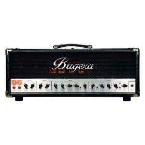 Amplificador Valvulado Bugera 6262 INFINIUM Cabeçote para Guitarra 120W