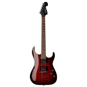 Guitarra Washburn X50PROQWB Wineburst com Bag
