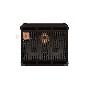 Caixa para Contrabaixo Eden D210XLT-8-E 350W 2 falantes de 10'' polegadas 8 Ohms