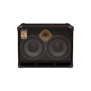 Caixa para Contrabaixo Eden D210XST-4 600W 2 falantes de 10'' polegadas 4 Ohms