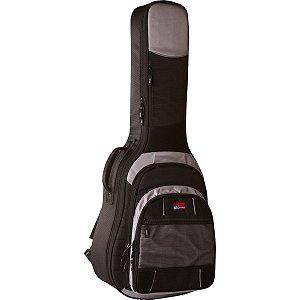 Bag para Violão Gator G-COM-DREAD Dread Folk Série Premium Reforcado