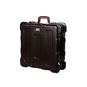 Case para Mixer Gator GMIX-1818-6-TSA 18x18 em Polietileno Espuma EPS e Travas TSA
