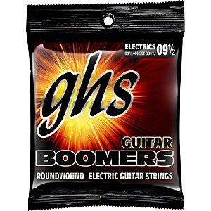 Encordoamento para Guitarra Elétrica GHS GB9 1/2 Extralight Série Guitar Boomers (contém 6 cordas)