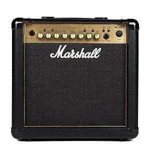 Amplificador Marshall MG15GFX Gold Combo para Guitarra 15W