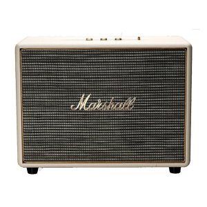 Caixa de Som Marshall Woburn Cream Export 80W com Bluetooth