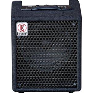 Combo para Contrabaixo Eden EC8 Amplificador 8'' 20W 110V