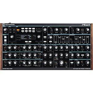 Sintetizador Polifônico Novation Peak 8 Vozes