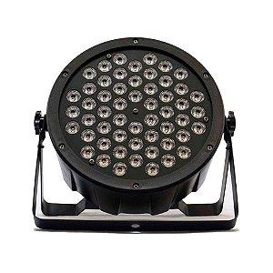 Kit de Iluminação 4 Canhões de LED T-Rex Par 64 Slim 54 RGBW 5W (4Un)