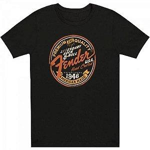 Camiseta Legendary Rock and Roll M FENDER