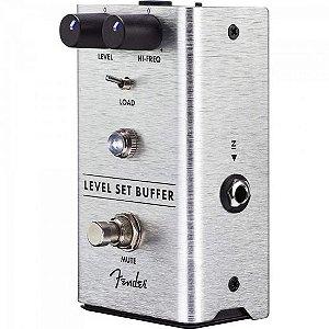 Pedal para Guitarra Level Set Buffer FENDER