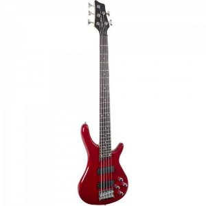 Contrabaixo GB-205A SONIC-X Metallic Red GIANNINI