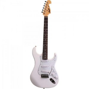 Guitarra Strato 3S MG32 Branca MEMPHIS by TAGIMA