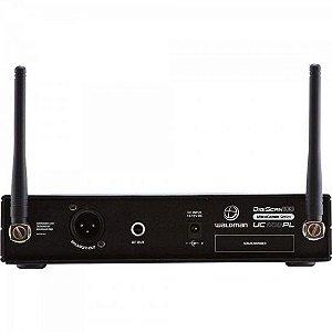 Microfone sem Fio de Mão UHF UC1100PL WALDMAN