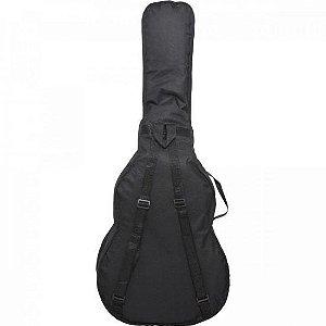 Capa para violão Stander Lona Preto WORKING BAG