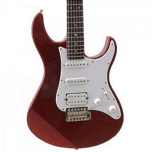 Guitarra Pacífica 012 Vermelha YAMAHA
