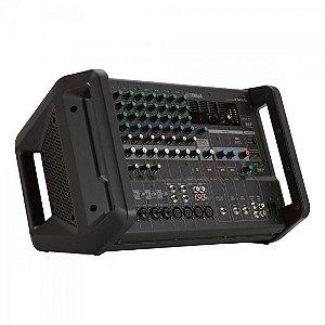 Mesa de Som Analógico Amplificado EMX5 Preto YAMAHA