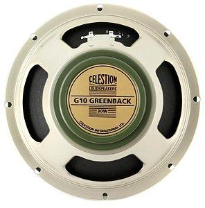 Alto-falante para Guitarra Celestion G10 Greenback 16 Ohms 30W