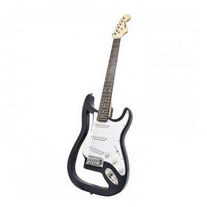 Guitarra Benson Ghost-BK MAD Preta em Oak e Maple