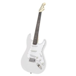 Guitarra Benson Pristine-WH MAD Branca em Oak e Maple