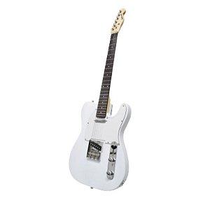 Guitarra Benson Nemesis-WH MAD Branca em Oak e Maple