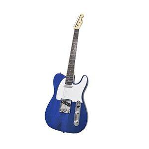 Guitarra Benson Nemesis-BL MAD Azul em Oak e Maple