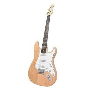 Guitarra Benson Pristine-N MAD Natural em Oak e Maple