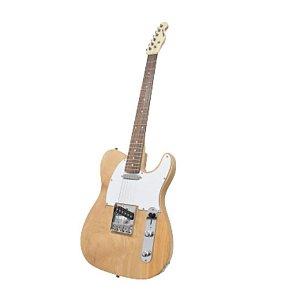 Guitarra Benson Nemesis-N MAD Natural em Oak e Maple