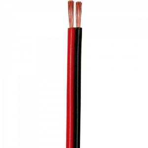 Fio Paralelo Bicolor 2x18 0,75mm CONTROLLER (Rolo com 100 metros)