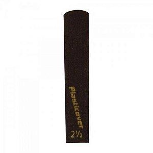 Palheta Para Clarinete 2,5 PLASTICOVER (Pacote com 5 Unidades)