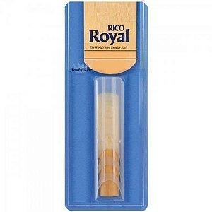 Palheta Para Saxofone Alto 1,5 ROYAL RICO (Caixa com 10 unidades)