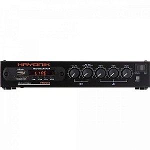 Amplificador PRO 510 Gongo HAYONIK