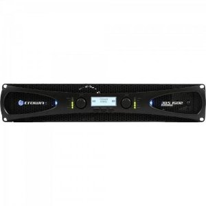 Amplificador 1050W 220V RMS XLS 1502 2 CROWN