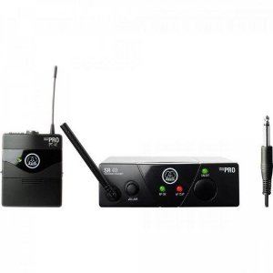 Sistema Wireless WMS40 US25A AKG