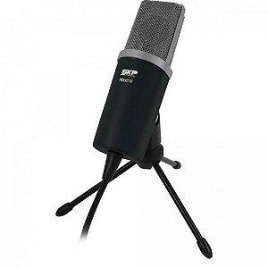 Microfone Cardioide Podcast 100 SKP